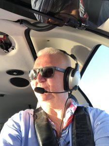 Nigel Clark Flight Examiner