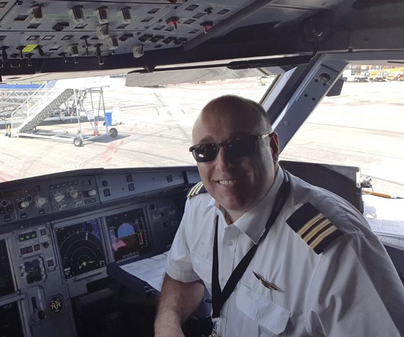Dan Martin Flight Examiner