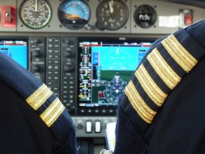 Garmin G1000 cockpit